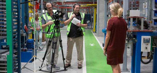 Bob Duynstee bedrijfsvideo, corporate story