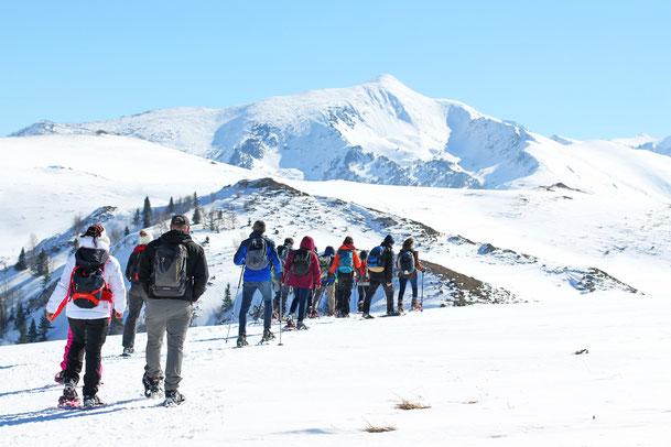Camuraquette 2019 - Raquettes à neige - Station de ski de Camurac