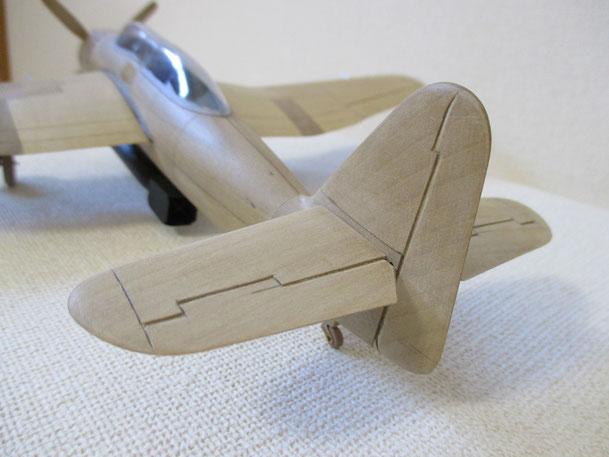 尾翼部分(B7A1)(2014.09.14)