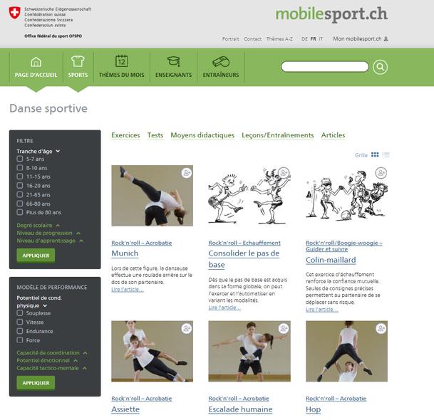 mobilesport.ch