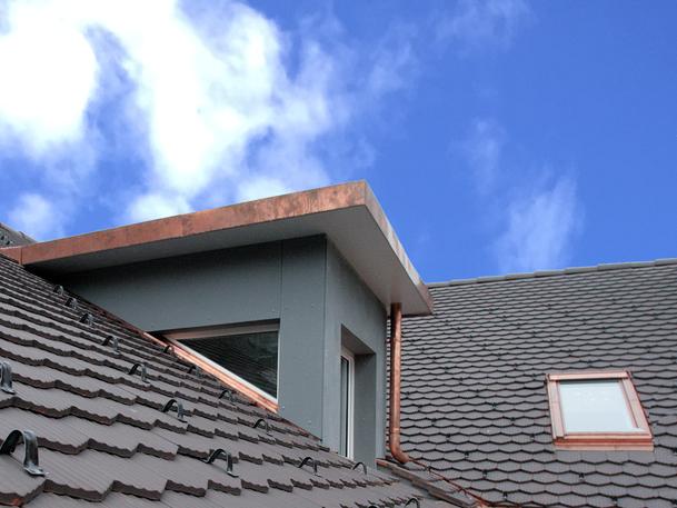 Dachfenster - Kurt Strub Riken - Zimmerei | Dachbau | Spenglerei | Fassadenbau | Innenausbau