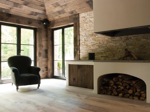 parquet madera recuperada, madera vinatge, parquet madera reciclada