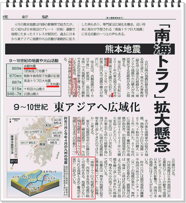 愛媛新聞 2016.6.9 掲載記事より抜粋!