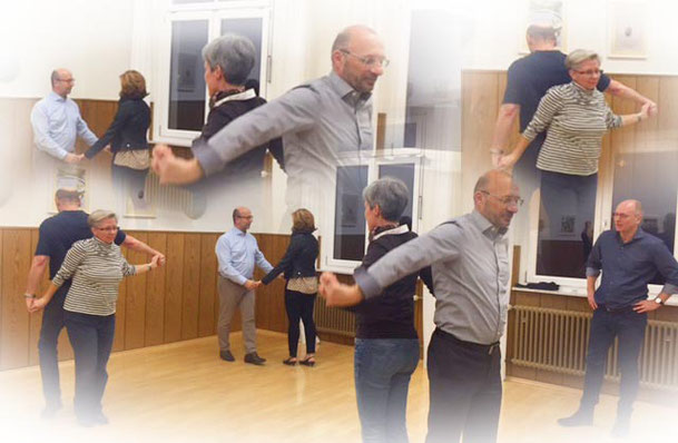Tanzkurs mit Hardy Hermann, FDS