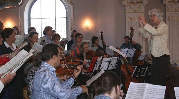 Pfingstmesse mit Orchester am 12. Juni 2011