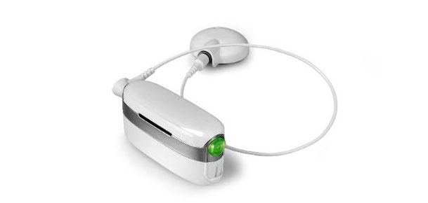 世界初かつ唯一の水泳可能な人工内耳サウンドプロセッサ「ネプチューン™