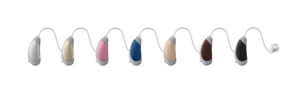 耳かけ型デジタル補聴器「HB-J1CL」