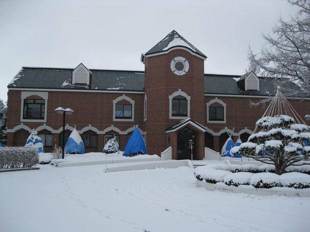 3月31日(金)雪景色