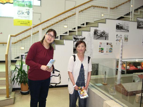 帯広市内在住のA・Y様(写真右)、Y・K様(写真左)