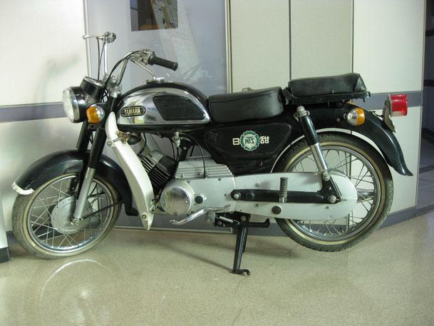 収蔵番号0297 ヤマハオートバイ1300CC