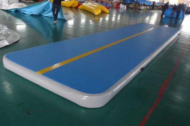 Gym Mattress - Sealed Inflatable  8mLx2mWx0,20mH