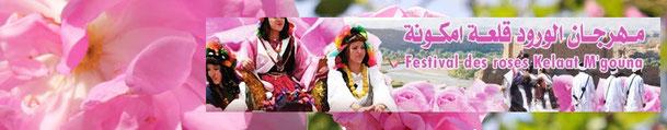 Festival des roses de Kelaa M'Gouna