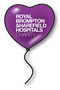 Royal Brompton & Harefield Hospitals Charity logo