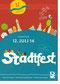 plakat lindauer stadfest 2014