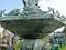 antike Götter Brunnen Garten Bronze XXL