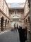 Das ist der Innenhof des Rathauses von Toulouse.