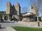 Wir stehen vor der Cité von Carcassonne (siehe Bericht).