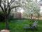 Unser Garten - Our garden.