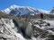 am Gletscher zum Basecamp