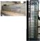 Vitraux 19e - Paysage lacustre - Plomb, grisaille et émaux - Volets intéreurs