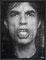 Mick Jagger#1  123 x 96 cm