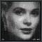 Grace Kelly  97 x 97 cm