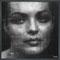 Romy Schneider 97 x 97 cm