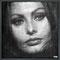Sophia Loren 97 x 97 cm