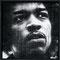 Jimi Hendrix  97 x 97 cm