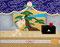 <第三回日本祭(PONIにて)a Japival vol.3 (at PONI) >31.8x41cm 2010 acrylic gouache
