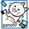 ガノー様サイトのアイコン作成 http://ganohr.net