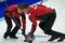 WM Mixed Doubles 2014, Dumfries - Bewegende Momente
