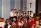 Adventsingen 1979, Pfarrheim Reichraming: v.l.n.r.: Helmut Sulzner, Karl Salcher, Walter Tondl, Hermann Sulzner, Heinrich Schwarzlmüller, Walter Scharinger