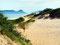 Nah bei - 200 m Fußweg vom Floripa Surf Hostel zum Strand