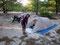 Letztes Camping und viel Platz - Cap Henlopen State Park in Delaware