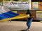 Binational - brasilianischer Flaggenschwinger