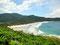 ...und Blick auf den Strand von erhöhter Position