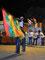 Vorhut - Brasilianischer Flaggenschwenker...