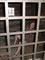 Kühler Platz - Hinter Gefängnisgittern