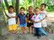 Abseits - Kinder in den ländlich geprägten Villages von Yogya