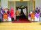 Auf der Suche nach den Sultanspalast wurden wir unverhofft Gäste auf...