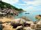 Auf Koh Tao gibt es viele kleine Buchten, ...