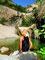 Verträumt - Blick auf die Kaskaden des Pucharachia