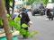 Atemschutz - Müllsammler in Yogya sind den ganzen Tag unterwegs