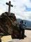 3800 m hoch - Cruz del Condor kurz hinter Cabanaconde