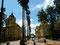 Ansehnlich - Koloniale Bausubstanz und Palmen in Eintracht in Porto Alegre