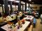 Markthalle - Indiofrauen kochen  andine Hausmannskost für die Bewohner Chivays