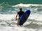 Die Wellen laden jeden Tag zum Surfen ein...