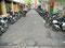 Geordnet - Parkende Zweiräder in Porto Alegre