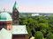 ...und vom Turm des Doms  eröffnen sich neben dem Blick auf den Rhein ...